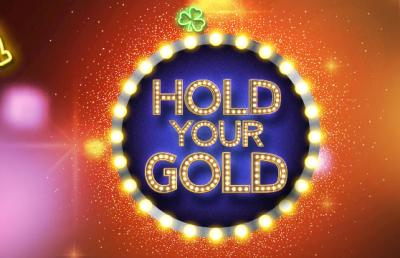 HOLD YOUR GOLD!!